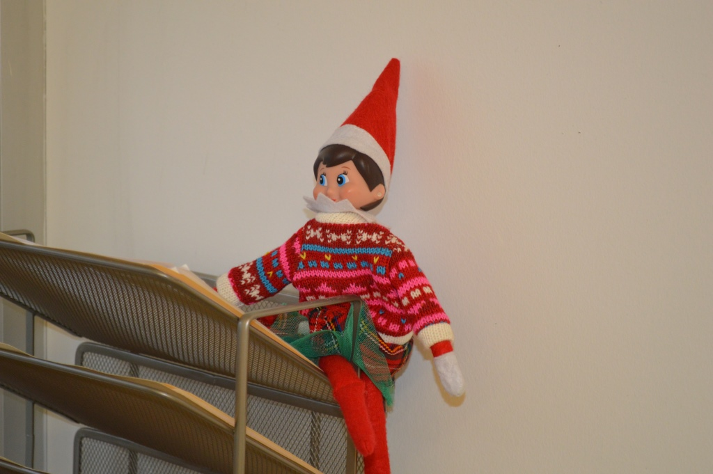 Lucy the Elf