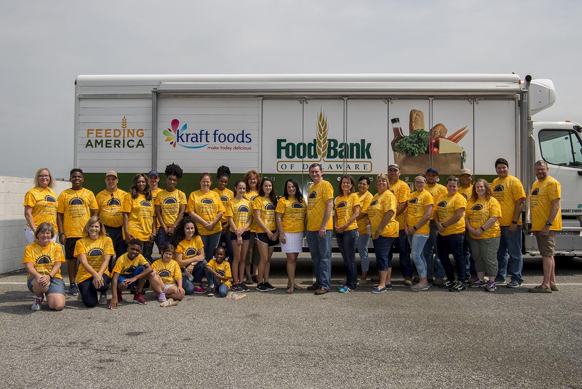 Delaware Food Bank Milford