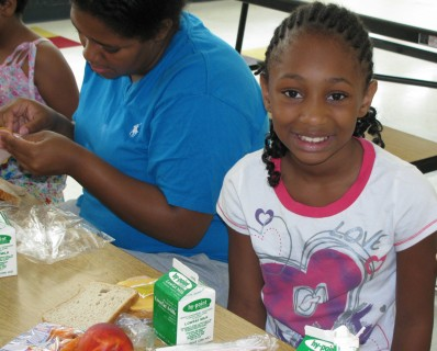 Food Bank of Delaware Girls Inc_Creative_Photo 2